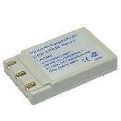 Akku passend für Konica-Minolta NP-500 3,7Volt 900mAh Li-Ion (kein Original)