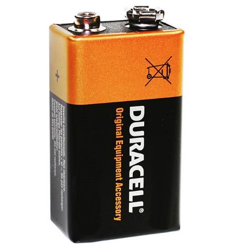 DURACELL MN1604 Plus Power Batterie 6AM6 (9 Volt Block) 1 Stück