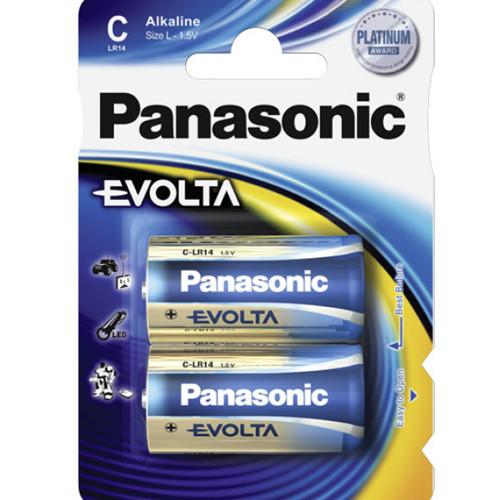 Panasonic 1,5 V Evolta Baby Batterie im 2er Blister