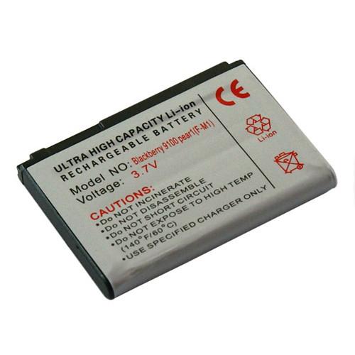 Akku passend für BlackBerry F-M1 3,7Volt Li-Ion (kein Original)