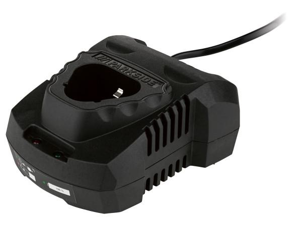 Parkside Ladegerät PLGK 12 A2, 50 Watt, automatische Ladeabschaltung, LED-Ladeindikator