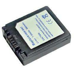 Akku passend für Panasonic CGA-S002E 7,2Volt 600-720mAh Li-Ion (kein Original)