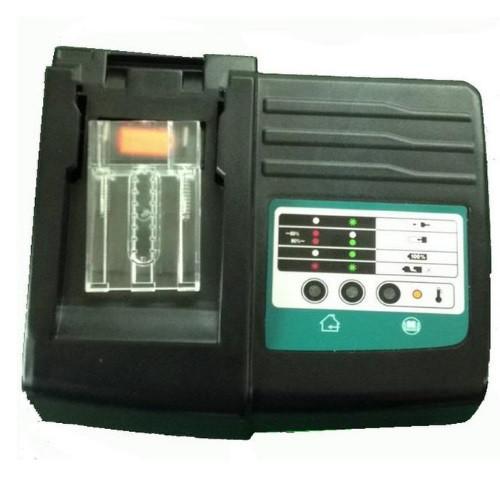 SILA Ersatz-Ladegerät für DC18RA für Makita Akkus von 7,2-18V (kein Orginal)