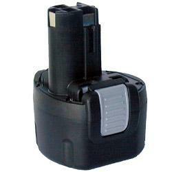 Akku passend für Bosch 2 607 335 682 mit 9,6V 2,6Ah Ni-MH
