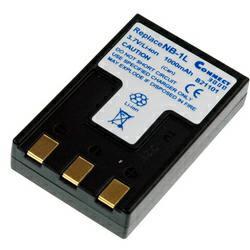 Akku passend für Canon NB-1L 3,7Volt 950mAh Li-Ion (kein Original)