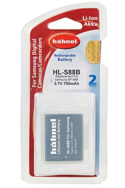 Hähnel Akku passend für Samsung BP-88B 3,7Volt 700mAh Li-Ion (kein Original)