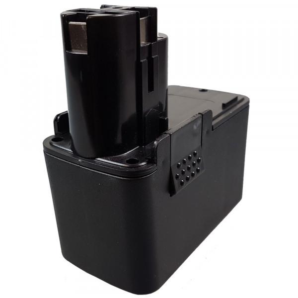Werkzeug-Akku passend für Bosch 2607335071 mit 12V 1,7Ah Ni-MH (P252)