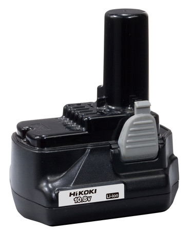 HiKoki Akku BCL 1030M mit 10,8V 3,0Ah Li-Ion