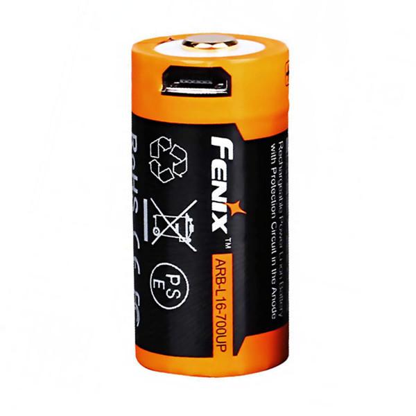 Fenix ARB-L16-700UP RCR123 Akku mit USB-Ladebuchse