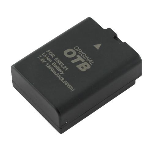Akku passend für Nikon EN-EL21 7,4Volt 1.200mAh Li-Ion (kein Original)
