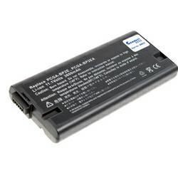 Akku für Sony VAIO PCG-GR100 mit 11,1Volt 5.200mAh Li-Ion