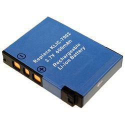Akku passend für Kodak KLIC-7002 3,7Volt 600mAh Li-Ion (kein Original)