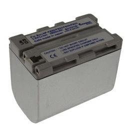 Akku passend für Sony NP-FS21 3,6Volt 2.800mAh Li-Ion (kein Original)
