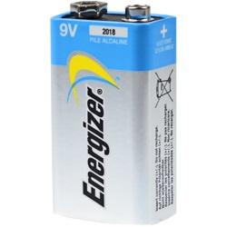 Energizer 9V HighTech Batterie Test, erreichte Zeit: 250 Min.