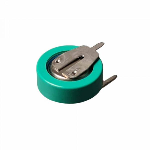 Varta Knopfzellenakku V40H Akku 1,2Volt 40mAh NiMH mit 3er Printanschlüssen