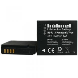 Hähnel Akku passend für Panasonic DMW-BCJ13 3,7Volt 1100mAh Li-Ion (kein Original)