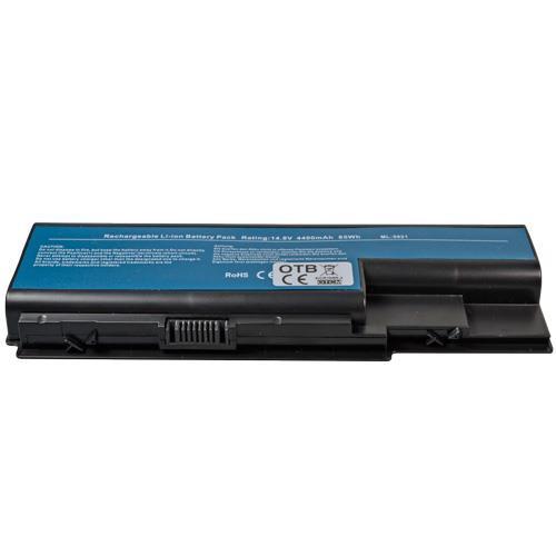 14,4V Notebook-Akku für Acer Aspire 5230, 5710, 6920 4400mAh LiIon (kein Original)
