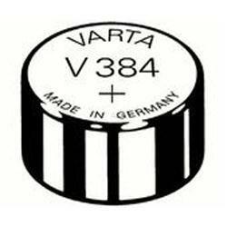 Varta Uhrenbatterie V384 im 10er Pack