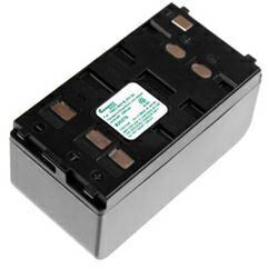 Akku passend für JVC BN-V14U 6,0Volt 4.200mAh Ni-MH (kein Original)