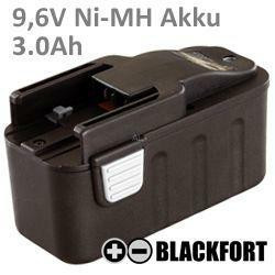 9,6V Akku passend für Atlas Copco MX9.6 mit 3,0Ah Ni-MH