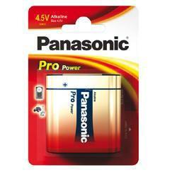Panasonic Pro Power 3LR12PPG Flachbatterie 4,5Volt AlMn