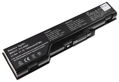 Akku passend für Dell XPS M1730 11,1 Volt 6600 mAh Li-Ion (kein Original)