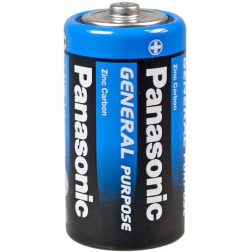 Panasonic General Purpose Baby Batterie R14B im 2er Blister