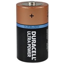 Duracell Ultra Power Mono Batterie MX1300 Test