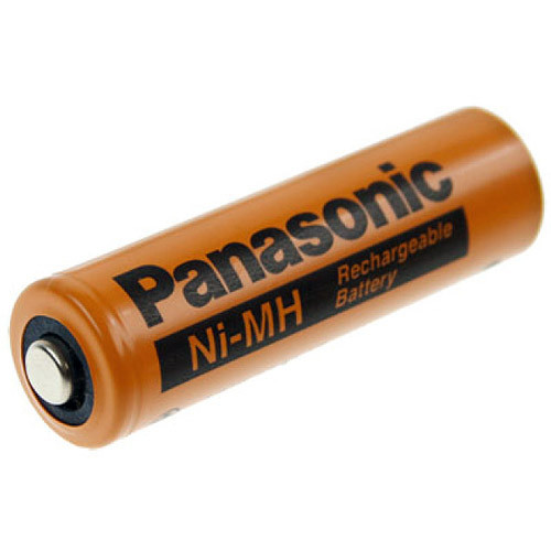 Panasonic Industrial NiMH Mignon Akku HHR-210AAB3B 1,2V 2080mAh