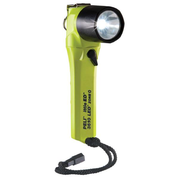 Peli 3610Z0 Little Ed™ Winkellampe, gelb
