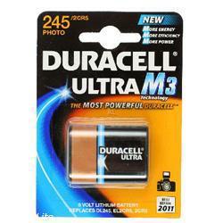 Duracell DL245 Ultra M3