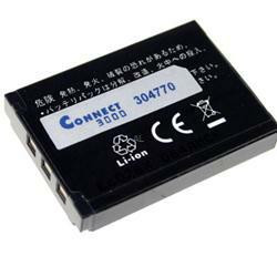 Akku passend für Casio NP-70 3,7Volt 1.050mAh Li-Ion (kein Original)