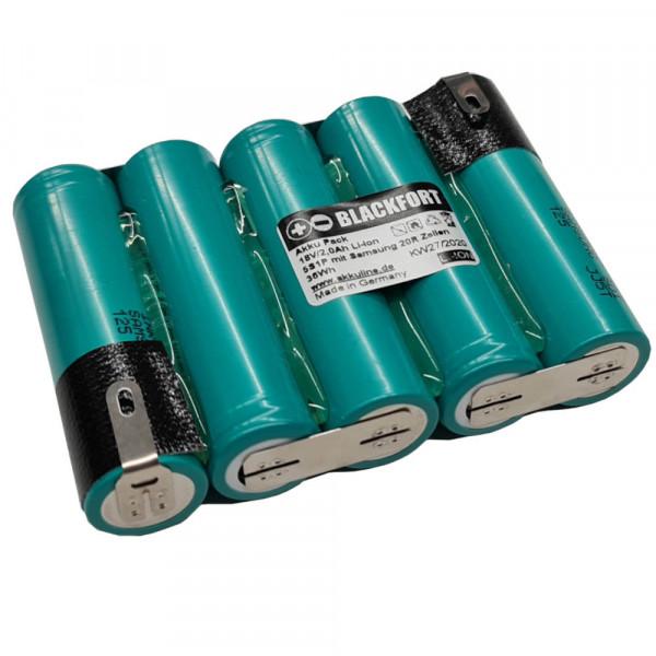 18V Li-Ion Ersatz-Akkupack für Akku-Werkzeuge
