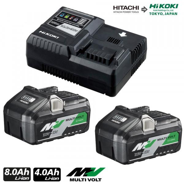 Hikoki Booster Pack 8Ah Multivolt B-Akku (UC18YSL3WFZ)