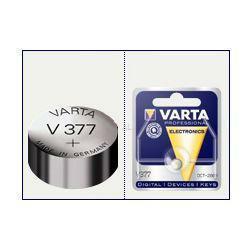 Varta Uhrenbatterie V377