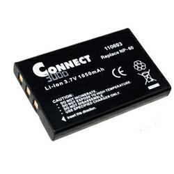 Akku passend für Fuji NP-60 3,7Volt 1.100mAh Li-Ion (Kein Original)