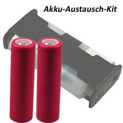 7,2V 2,5Ah Austausch-Akku-Kit für Gardena Aquacontour 1559 (für Geräte bis 06/2013)