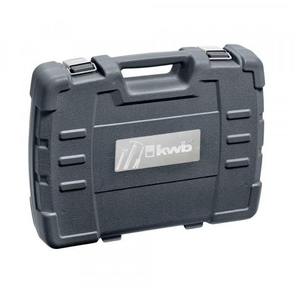 Werkzeugkoffer 65-tlg von KWB (370730) im Kunststoffkoffer
