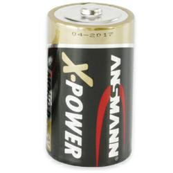Ansmann X-Power Alkaline Mono (D) LR20 Batterie 1,5Volt AlMN - 1 Stück TRAY