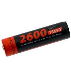 Xcell FlashlightPower 2600mAh Test, erreichte Zeit: 40 Min.