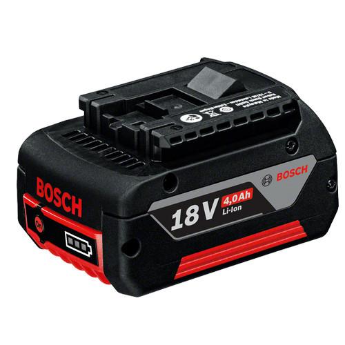 Bosch Akku 2607336815 mit 18V 4,0Ah Li-Ion