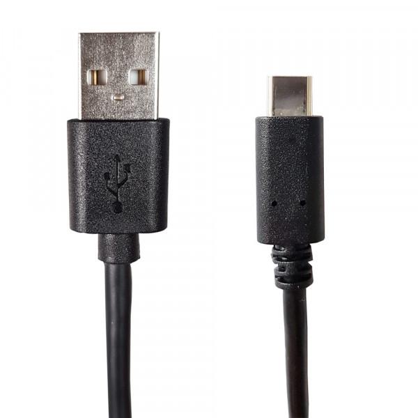 USB auf USB-C Kabel 100cm ideal für Galaxy S8/S9/S10/S20