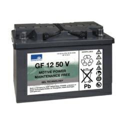 Exide Dryfit GF12050V Traction Akku Block / Antriebs-Batterie