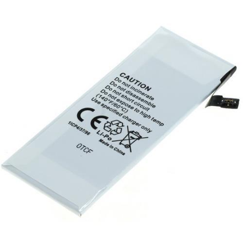 Ersatzakku für Apple iPhone 6S mit 3,8 Volt 1715mAh (kein Original)