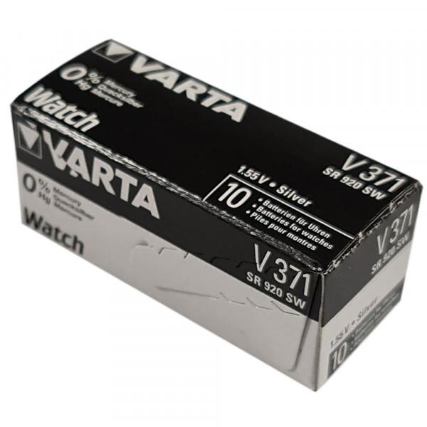 Varta Uhrenbatterie V371