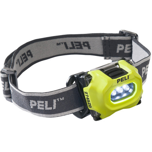 Peli 2745Z0 LED Kopfleuchte, inkl. Batterien