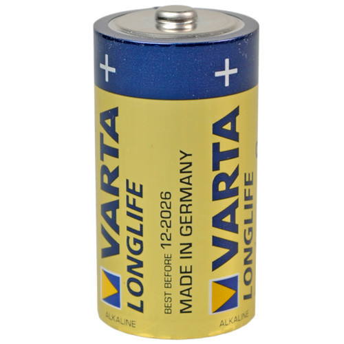 Varta Baby Batterie 4114 Longlife - 1 Stück 1,5Volt