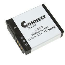 Akku passend für Samsung BP125A 3,7Volt 1.100mAh Li-Ion (kein Original)