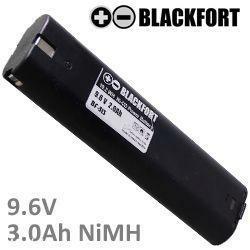 Akku passend für Makita 9002 mit 9,6V 3,0Ah Ni-MH