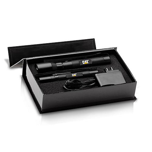 Taschenlampe CT123457P Akku-Combo T6 in Design-Geschenkbox von Cat